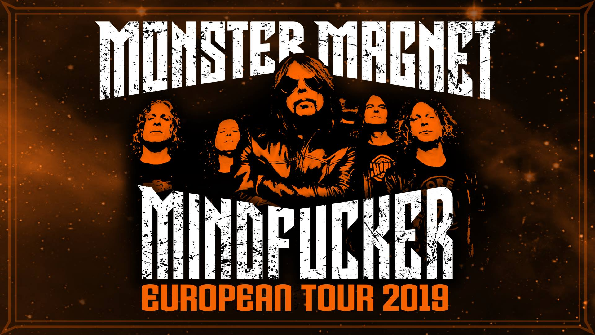 Monster Magnet - Tour 2019