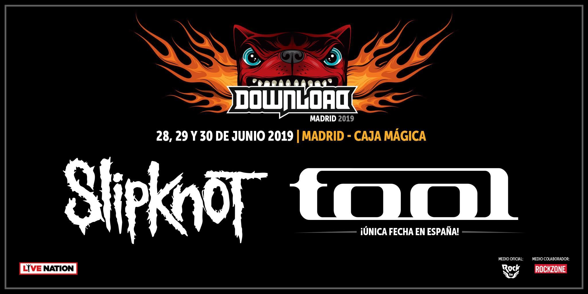 Download Festival 2019 1540299703