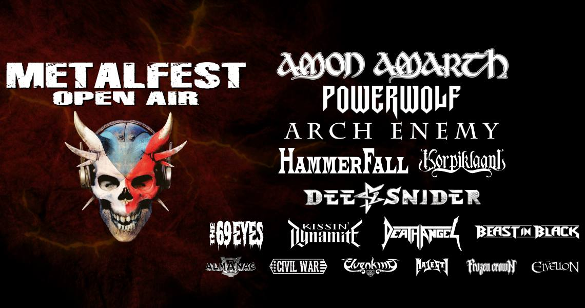 Metalfest Open Air 2019
