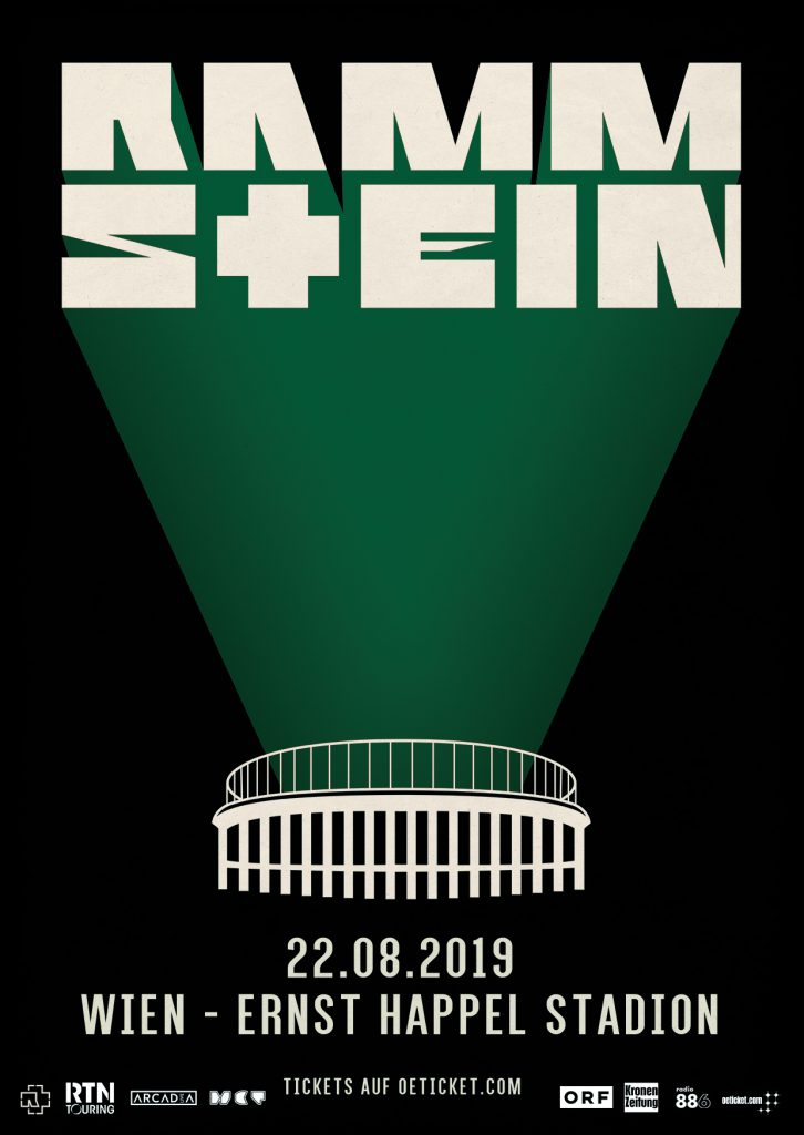 Rammstein Tickets Wien