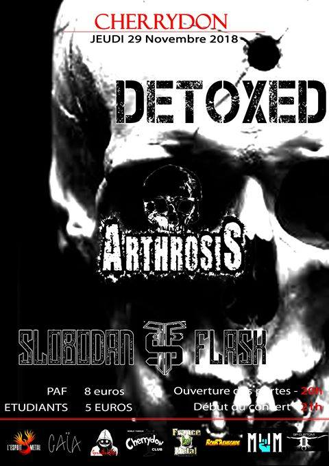 Slobodan Flask - Arthrosis - Detoxed