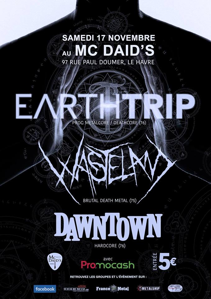 Earth Trip - Wasteland - Dawntown