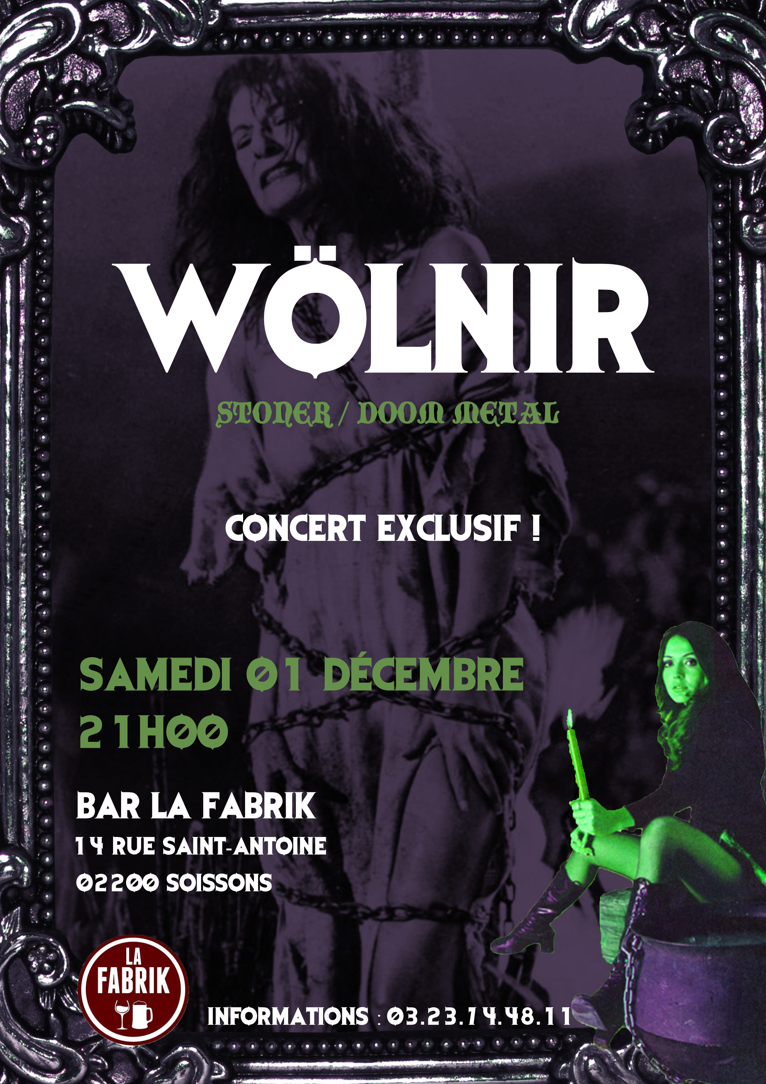 WOLNIR - Exclusive Show