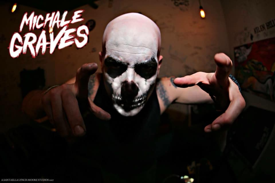 Michale Graves (ex Misfits)