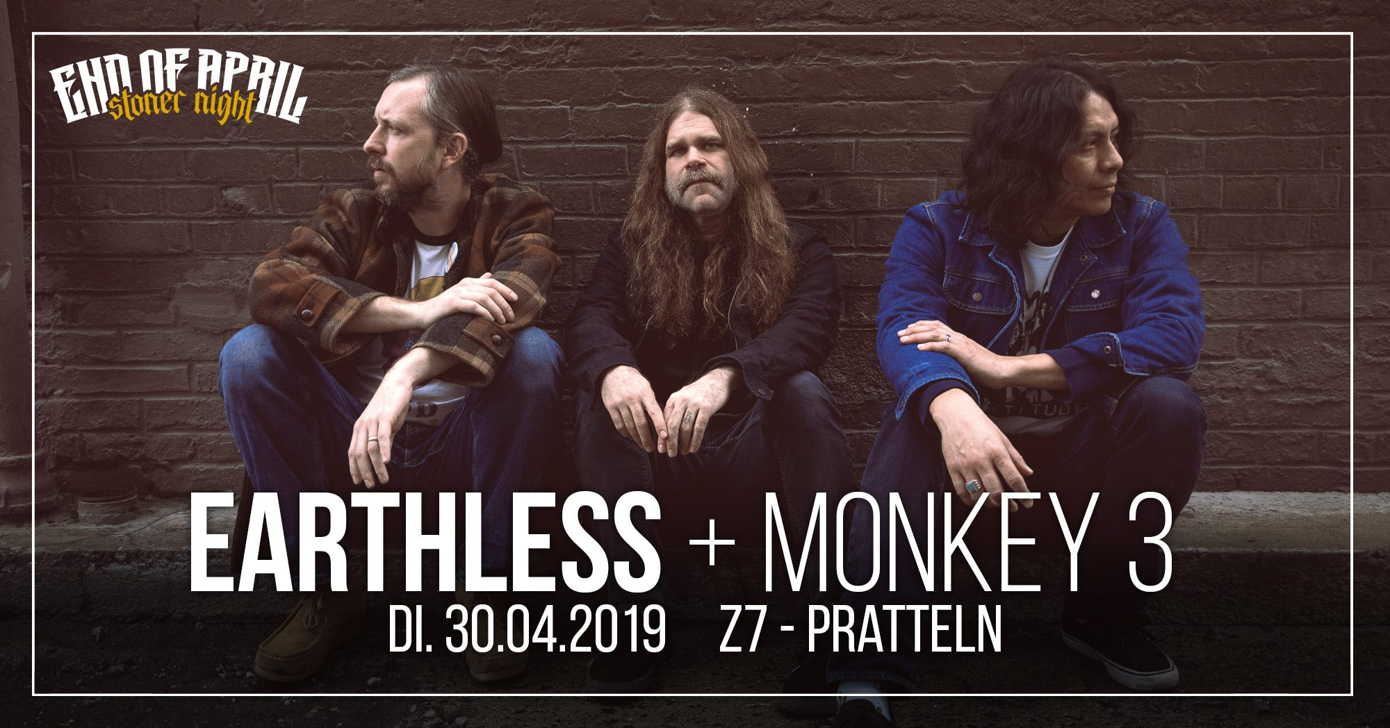 Earthless + Monkey3