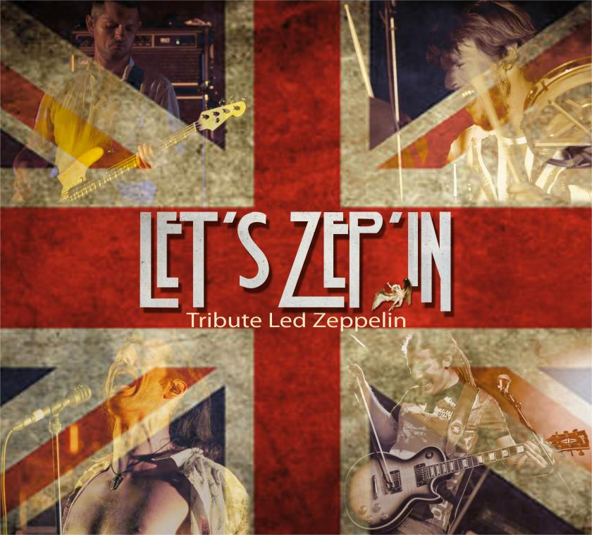 Let's Zep In ! (Tribute Led Zeppelin)
