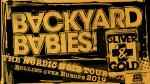 Backyard Babies - Tour 2019