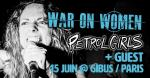 War on Women x Petrol Girls + Guest