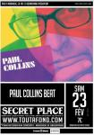 Paul Collins Beat +à Montpellier
