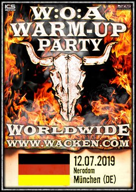 W:O:A Warm Up Party 2019