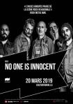 No One Is Innocent - Tour 2019