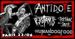 Antidote+The Restarts+Criminal State+