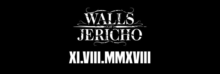 Walls Of Jericho + Hold The Crown