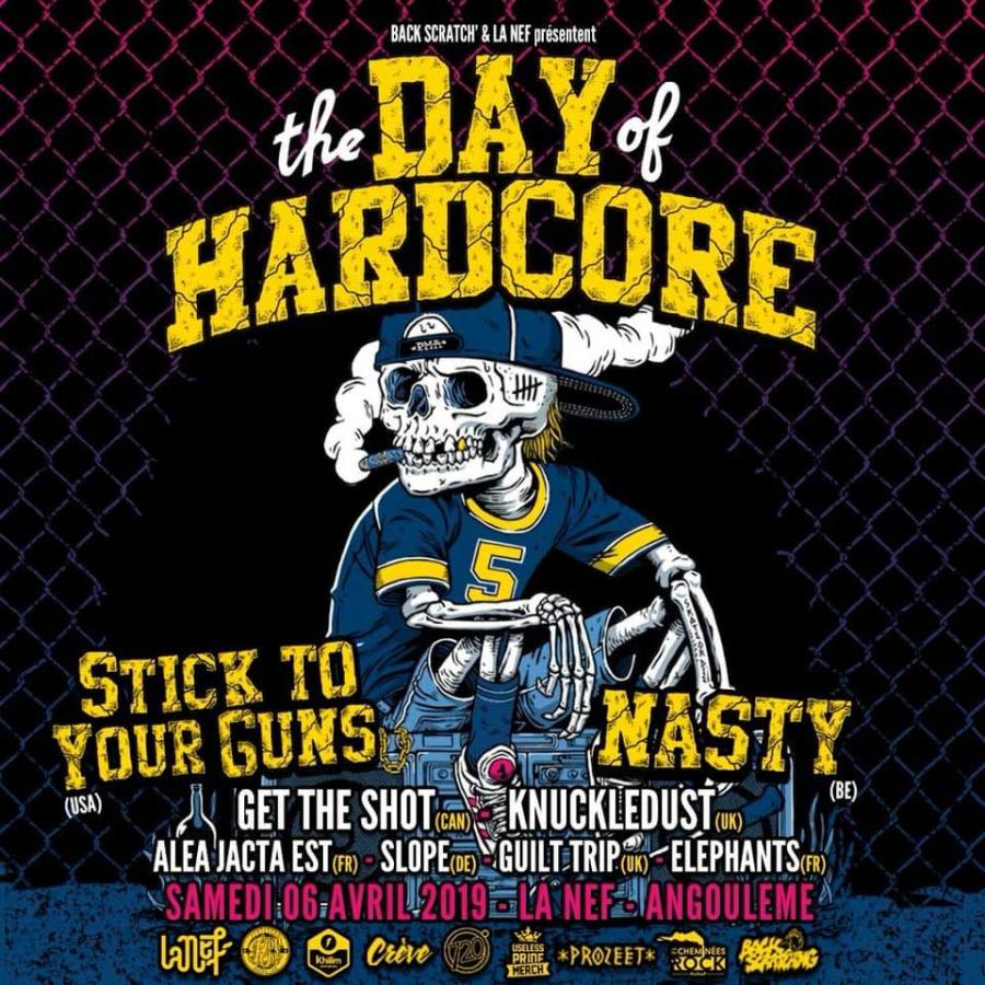 The Day of Hardcore 2019