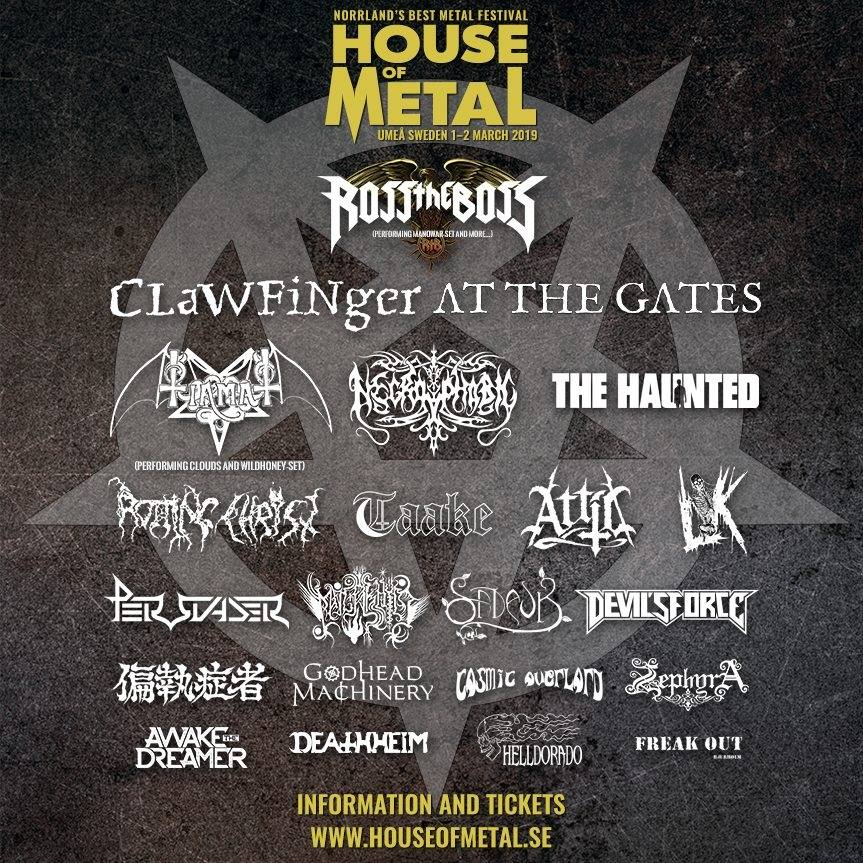 House of Metal 2019