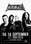 Axxis - Tour 2019