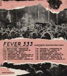 Fever 333 @ Paris