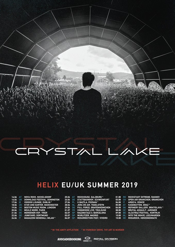 Crystal Lake - Tour 2019