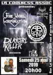 Fire Wheel Corporation & guests