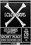 Les Clebards + DIRTY OLD MAT à Montpellier