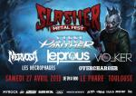 Slasher Metal Fest