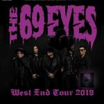 The 69 Eyes - Tour 2019