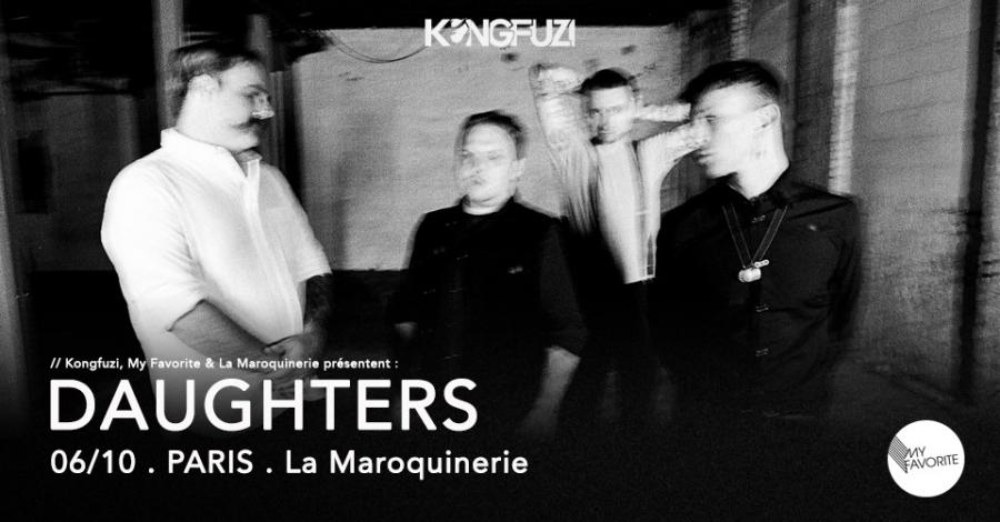 Daughters - Tour 2019