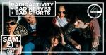 Radioactivity • Bad Nerves • Bad Sports