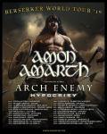 Amon Amarth - Tour 2019