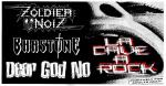 Zöldier NoiZ X Bhastøne X Dear God No