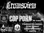 Crowsview + Fatsociety + Copporn