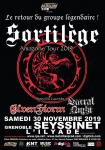 Sortilege - Tour 2019