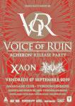 VOICE OF RUIN (vernissage) + Xaon + Norvhar