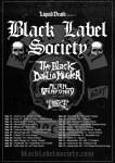 Black Label Society - Tour 2019