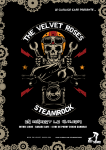 The Velvet Roses + Steamrock