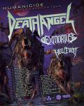 Death Angel - Tour 2019