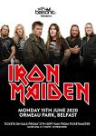 Iron Maiden - Tour 2020