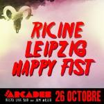 Happy Fist X Ricine X Leipzig