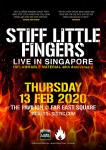 Stiff Little Fingers - Live in Singapore 2020
