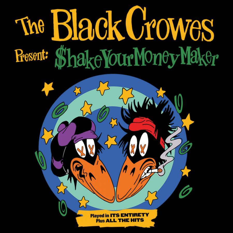 Riverbend Festival 2020.The Black Crowes Shake Your Money Maker Tour 20 08 2020