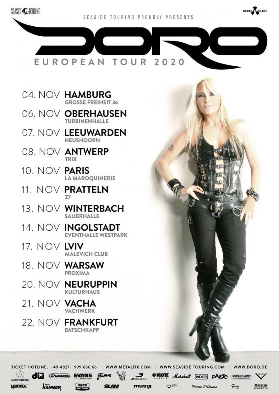Doro Tour 2021