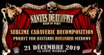 WARM UP Nantes DeathFist 2020 - S.C.D + Guests