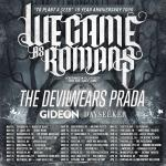 We Came as Romans - Tour 2020