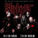 Slipknot - Tour 2020