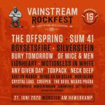 Vainstream RockFest 2020