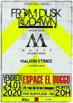 FROM DUSK TO DAWN / Muraï / Halion Strike