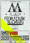 Muraï / FROM DUSK TO DAWN / +Guest