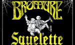 French Invasion: BROMURE + SQUELETTE
