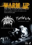 Warm up Metal Culture X / Human Worms + Pussy