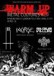 Warm up Metal Cultures X / Mur + Morse